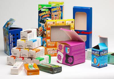 Производство упаковки товара