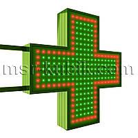 """Крест для аптеки 600х600 светодиодный двусторонний. Серия """"Standart"""""""