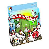"""Настольная игра головоломка Переполох у курнику TM """"Smart games"""""""