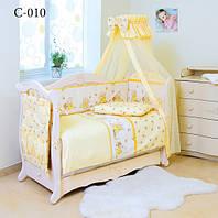 Детская постель Twins Comfort С-010