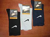 """Мужские носки """"в стиле"""" """"Nike"""".  Высокий. р. 41-44. Ассорти., фото 5"""
