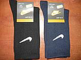 """Мужские носки """"в стиле"""" """"Nike"""".  Высокий. р. 41-44. Ассорти., фото 4"""