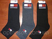 """Чоловічі махрові шкарпетки """"в стилі"""" """"Tommy Hilfiger"""". р. 41-45. Асорті. Туреччина"""