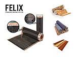 Инфракрасная пленка 4-го поколения Felix Excel Platinum PTC для теплого пола. Ее особенности и различие поколений инфракрасных пленок.