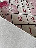 """Ковер в детскую """"Классики с балериной и зайкой"""" 140х190см., фото 7"""