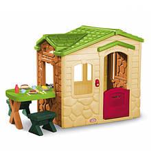 Домики игровые садовые