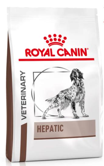 Сухой корм для собак Royal Canin (РОЯЛ КАНИН) HEPATIC CANINE при заболеваниях печени, 12 кг