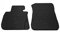 Килимки гумові в салон BMW 1 (E81/E82/E87) 04-/BMW 3 (E90/E91/E92) 05-/ BMW X1 (E84) 09 - 2шт.Stingray