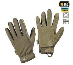 M-Tac рукавички Scout Tactical Olive L
