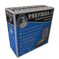 Инкубатор Рябушка-2  механический переворот и цифровой терморегулятор