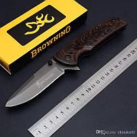 Нож роскладной туристический флиппер Browing
