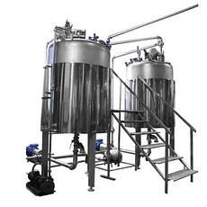 Оборудование для производства молочных десертов