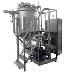 Оборудование для производства кисломолочных продуктов