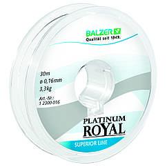 Волосінь Balzer Platinum Royal NEW 0.10 мм 30м