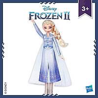 Модная кукла Disney Frozen поющая Эльза с музыкой Disney Frozen Singing Elsa Fashion Doll with Music, фото 1
