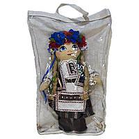 Інтер'єрна лялька Українка подарунковий варіант.
