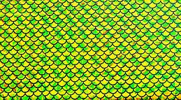 Наклейка 3D Balzer для блешень yellow/shed 2шт.