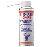 Спрей-очиститель LIQUI MOLY  датчика расходомера воздуха NEW 0,2л