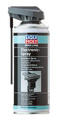 Спрей для электроконтактов LIQUI MOLY PRO-LINE ELECTRONIC SPRAY 0,4Л