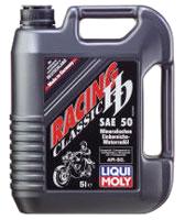 Масло моторное LIQUI MOLY 4T SAE 50 HD-ClassicRACING (минеральное) 1L