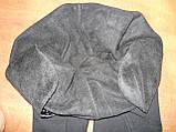 """Штаны женские джинсовые """"Kenalin"""" с  карманами на меху. р. 5XL. Черные, фото 4"""