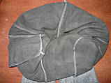 """Жіночі штани """"Black Cyclone"""" з манжетом. Молодіжка. р. 4XL/5XL. Сірі, фото 9"""