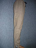 """Женские штаны """"Black Cyclone"""" с манжетом. Молодежка. р. 4XL/5XL. Бежевые, фото 3"""