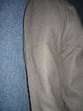 """Женские штаны """"Black Cyclone"""" с манжетом. Молодежка. р. 4XL/5XL. Бежевые, фото 8"""