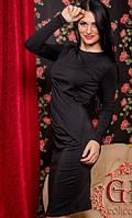 Платье женское Байкер