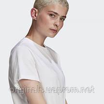 Жіноча вільна футболка adidas Originals Loungewear Adicolor Classics Loose Tee GN2924 2021 D, фото 3