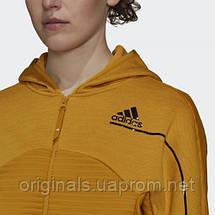 Толстовка жіноча Adidas N. Z. E. COLD.RDY Athletics FT6774 2021 D, фото 3