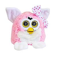 Інтерактивна іграшка Ферби на прізвисько Піксі   Рожева интерактивная сова игрушка Ферби Furby говорящая сова