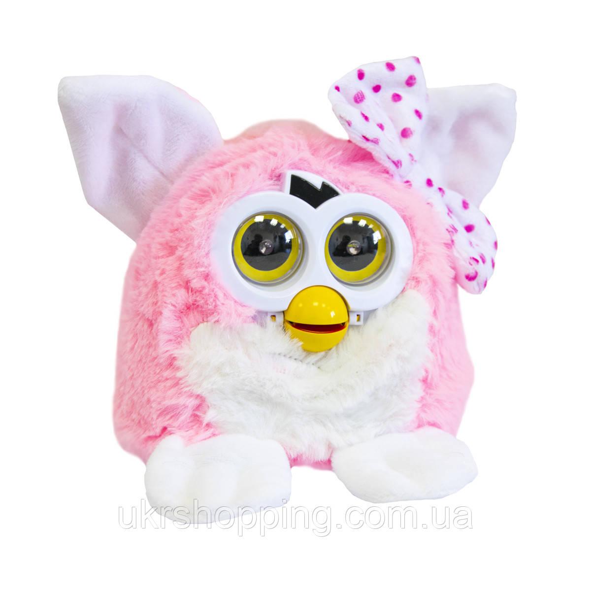 Интерактивная игрушка Ферби по кличке Пикси | Розовая интерактивная сова говорящая Furby (іграшка Піксі) (SH)