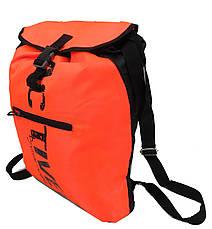 Спортивний рюкзак-мішок 13L Corvet, BP2126-98 помаранчевий, фото 2