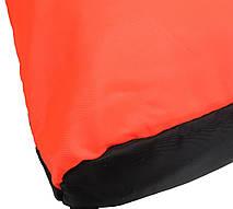 Спортивний рюкзак-мішок 13L Corvet, BP2126-98 помаранчевий, фото 3