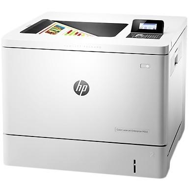 Цветной лазерный принтер HP LaserJet Enterprise M553dn  б.у.