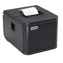 Принтер чеков XPrinter XP-С58H Ethernet или USB