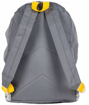 Молодежный рюкзак PASO 16L, LTT-A220 серый, фото 2