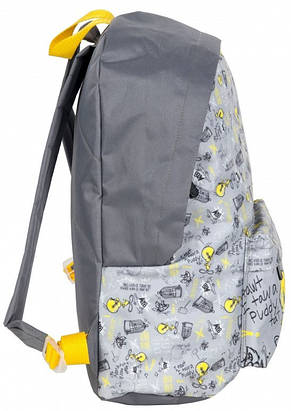 Молодежный рюкзак PASO 16L, LTT-A220 серый, фото 3