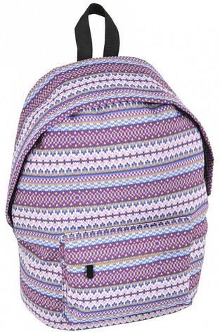 Женский рюкзак PASO 16L, 17-A220KNT сиреневый, фото 2