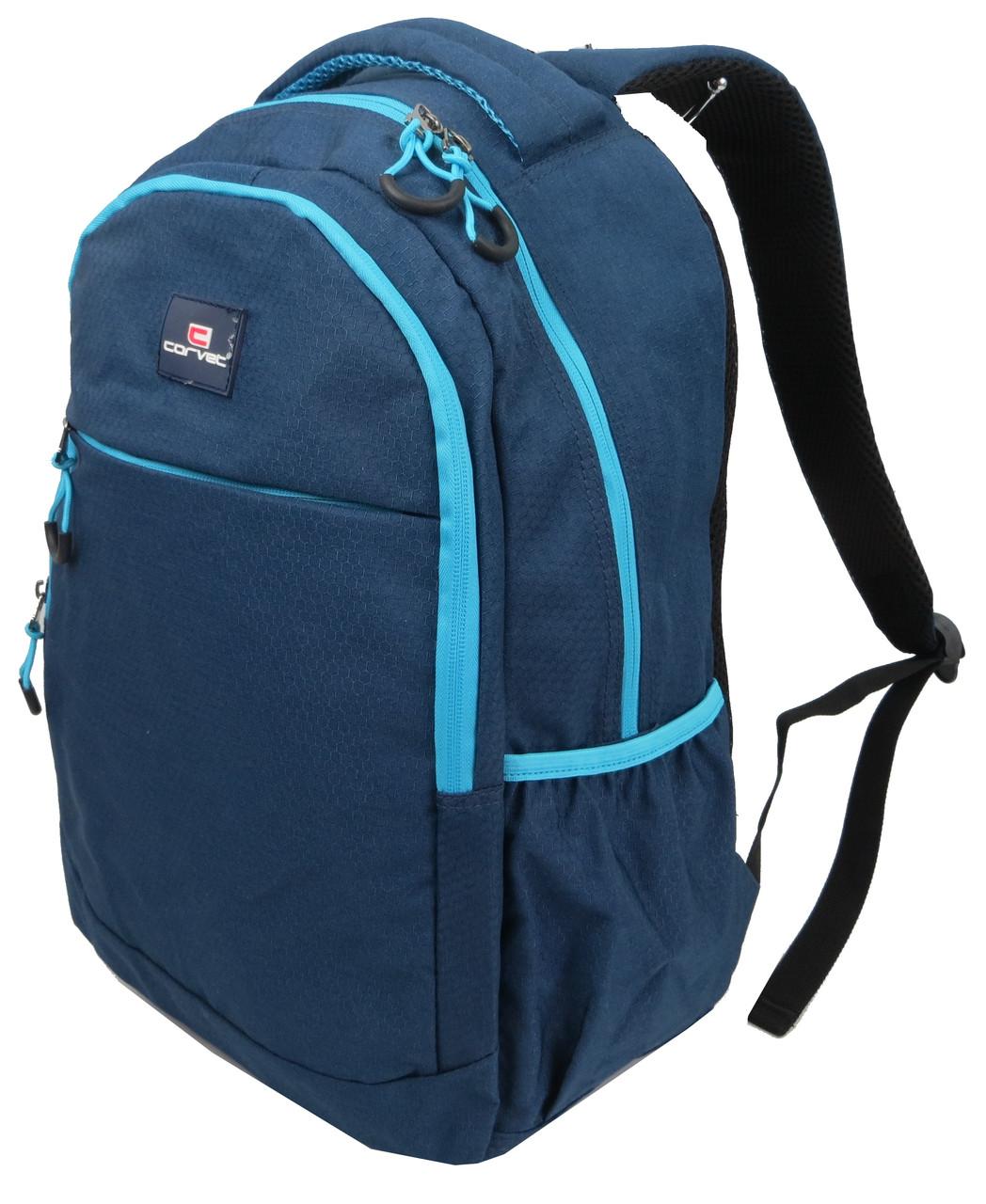 Городской рюкзак 22L Corvet, BP2129-73 синий