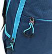 Городской рюкзак 22L Corvet, BP2129-73 синий, фото 4