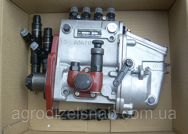 Топливный насос ТНВД  Т-40, Д-144  54.1111004-50