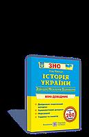 Історія України Міні-довідник для підготовки до ЗНО та ДПА 2022 Панчук І. ПіП