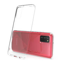 Original Silicon Case Samsung A02s-2021/A025 Clear