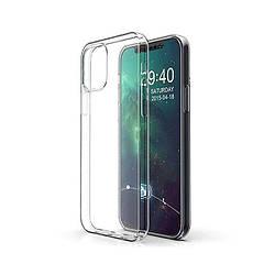 Original Silicon Case iPhone 12 Pro Max Clear