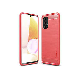 Original Silicon Case Samsung A52-2021/A525 Red iPaky
