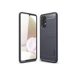 Original Silicon Case Samsung A72-2021/A725 Grey iPaky