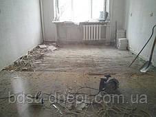 Демонтаж пола в Днепре, фото 3