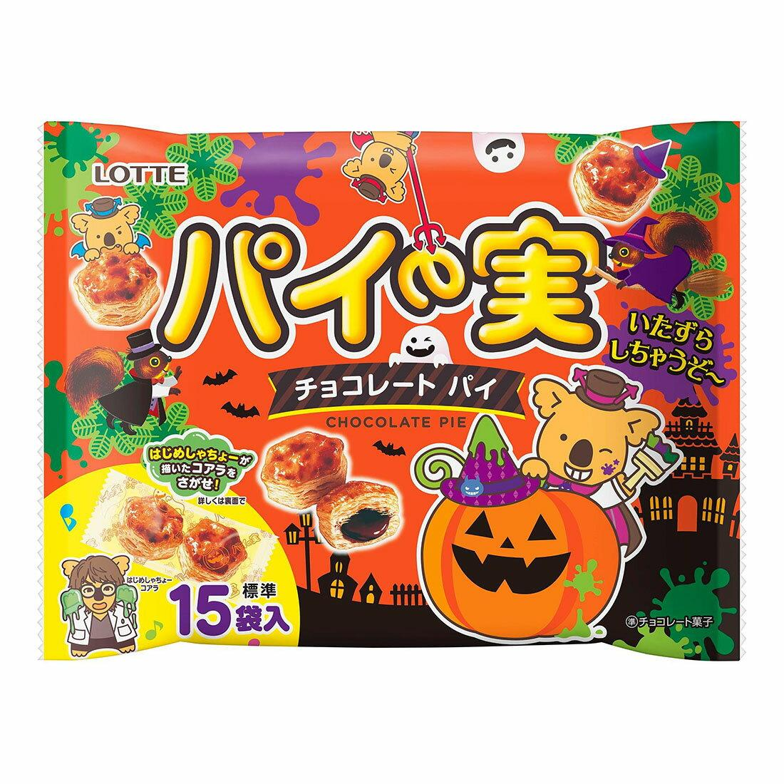 Lotte Chocolate Pie 15s 150 g